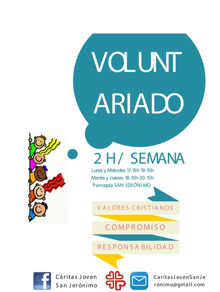 voluntariado-caritas-joven