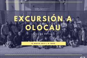 Excursión a Olocau azul