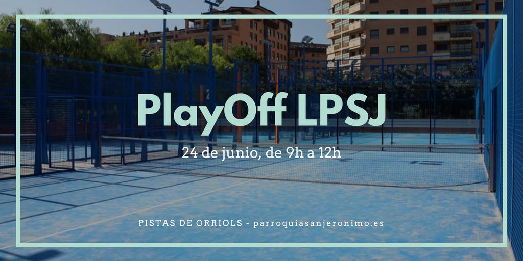 PlayOff LPSJ